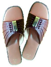 Leather Slippers Ls-001