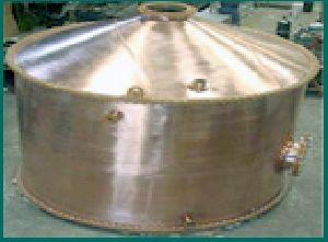 Copper Process Vessels