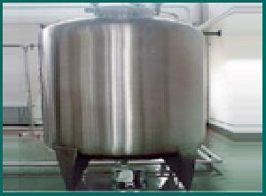 Stainless Steel Storage Tanks