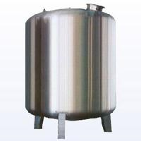 stainless steel water treatment tanks