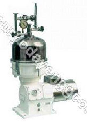 5000 Lph Motor Driven Cream Separator Machine