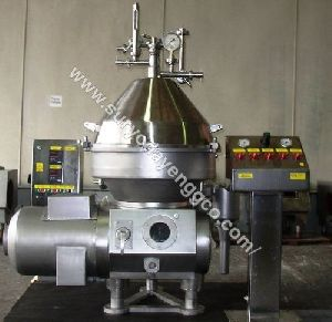 5000 Lph Self Cleaning Cream Separator Machine