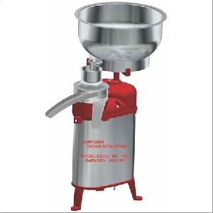 700 Lph Milk Cream Separator Machine