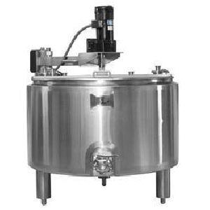Stainless Steel Cheese Vat Machine