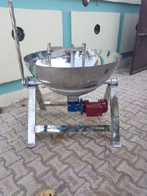 Stainless Steel Khoya Making Machine