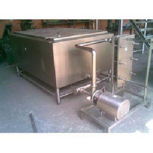Stainless Steel Paneer Vat Machine