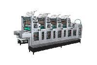 Four Colour Sheet Fed Offset Printing Machine