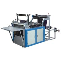 Non Woven Roll To Sheet Cutting Machine