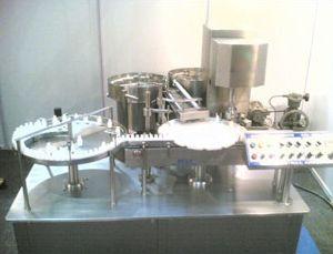 Capsule Polishing Machine: