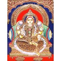Lakshmi Painting