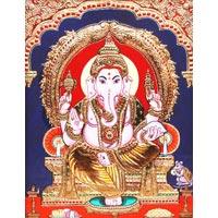 Vinayagar Painting