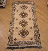 2x1m Persian Shouli Gabbeh Carpet