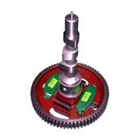 Diesel Engine Camshaft And Gears
