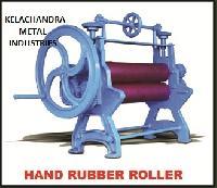 Manual Rubber Sheet Making Roller Machine