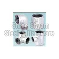 Galvanised Iron Pipe Fittings