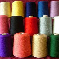 Semi Worsted Carpet Woollen Yarn