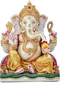 Marble Religious God Statue