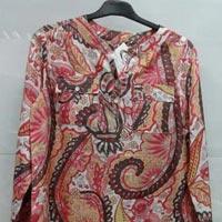 Ladies Silk Kaftans