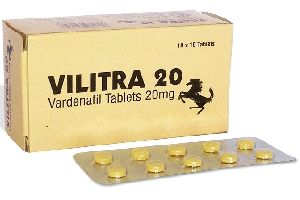 Vilitra 20 Mg Tablets