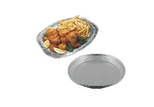 Stainless Steel Plates And Platters
