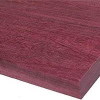 Purpleheart Wood Blocks