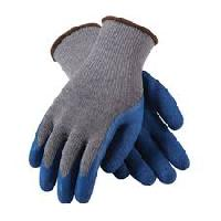 Coated Seamless Gloves
