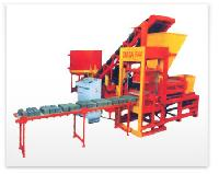 Vibro Brick Making Machine