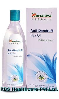 Anti Dandruff Hair Oil