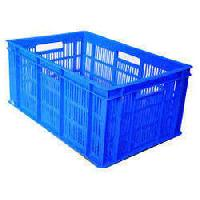 Perforated Plastic Crates
