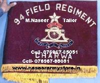 Artillery Regiment Table Cloth