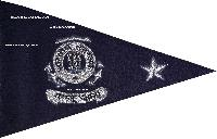 Car Flag Indian Coast Guard
