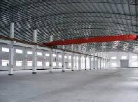 Pre Fabricated Building For Industrial Shed