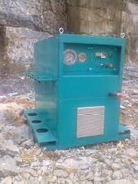 Stone Cracker Machine