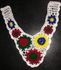 Crochet Neck Collars