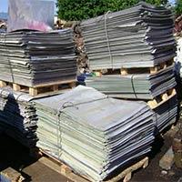 Aluminium Litho Sheet Scrap