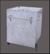 Stainless Steel Canteen Trolley