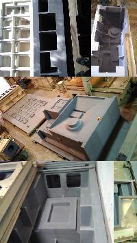 CNC Machine Parts Pattern