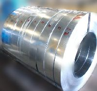 Galvanised Plain Slit Coils