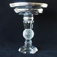 Sports Crystal Trophies