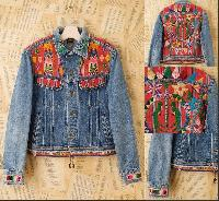 Hand Embroidered Jackets