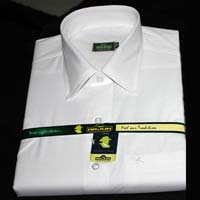 Mens White Cotton Shirts