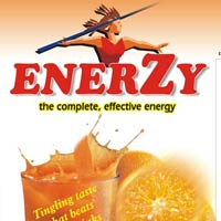 Flavoured Energy Drink Powder