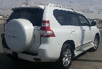 2010 RHD Toyota Landcruiser Prado- RHD Car
