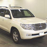 2011 Toyota Land Cruiser Rhd Cars