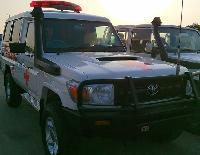 2012 Toyota Ambulance- RHD Car
