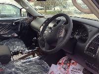 2013 New Nissan Patrol- RHD Car