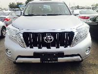 2014 NEW Toyota Prado- LHD Car 01