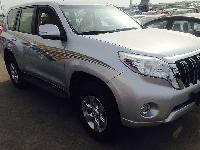 2014 NEW Toyota Prado- LHD Car 02