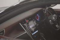 2015 Toyota Harrier- RHD Car