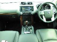 2015 Toyota Land Cruiser Prado- RHD Car
